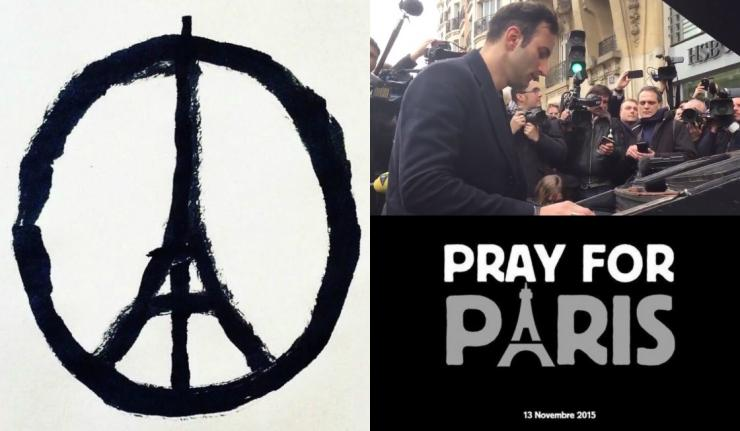 Attentats de Paris: compassion et foi