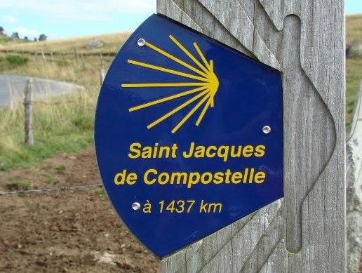 COMPOSTELLE PELERINAGE SAINT JACQUES COMPOSTELLE