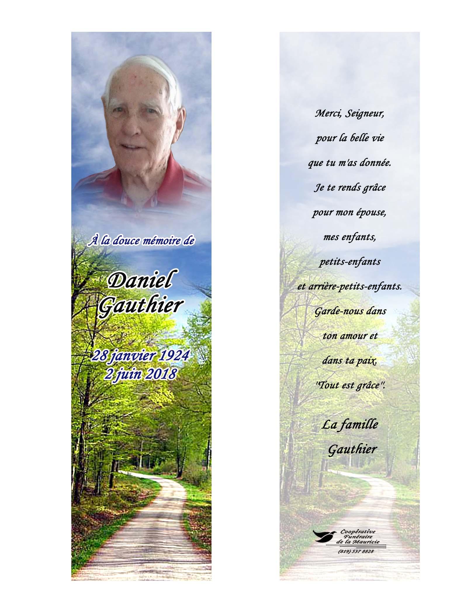 La Mort De Mon Père Le Blogue De Jacques Gauthier